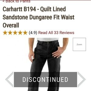 Carhartt Pants Quilted Pant Poshmark